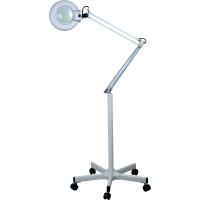 Лампа-лупа на штативе светодиодная X01