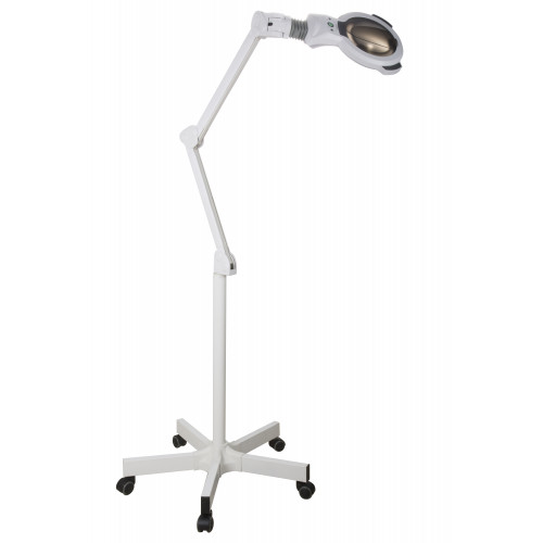 Лампа-лупа на штативе светодиодная X06