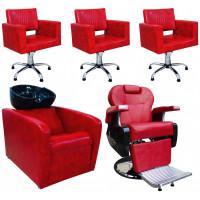 Комплект мебели для салона красоты Bordo