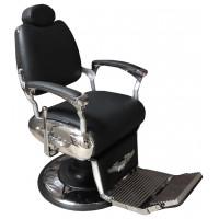 Барбер кресло Harley-Davidson, Silver new