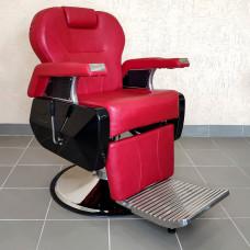 Барбер кресло Saturn Red