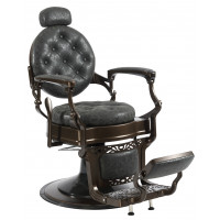 Барбер кресло Titan Vintage black