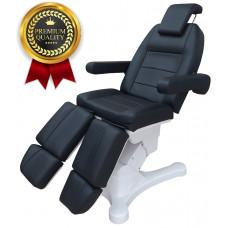 Педикюрное кресло Douglas black, 5 моторов, Регистрационное Удостоверение